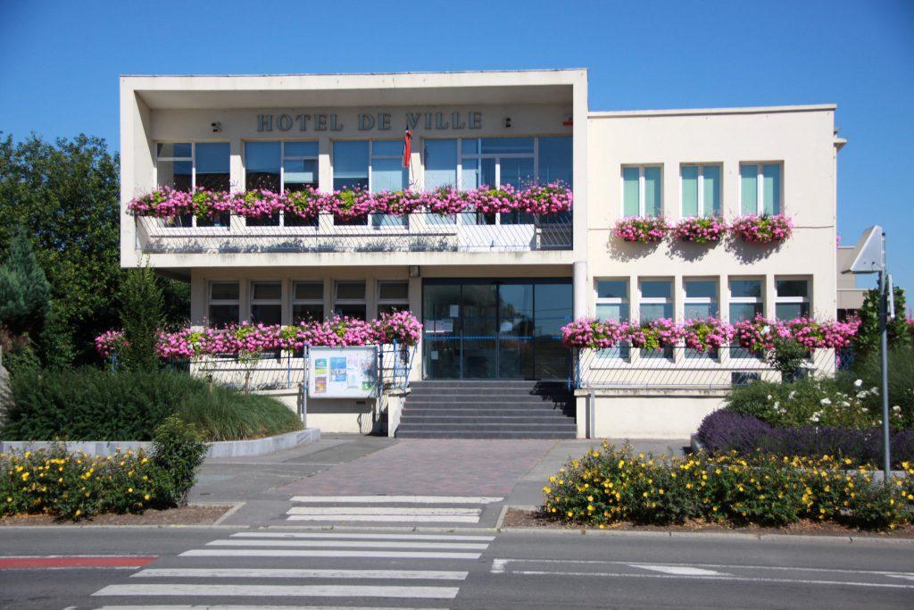 Accueil de la mairie
