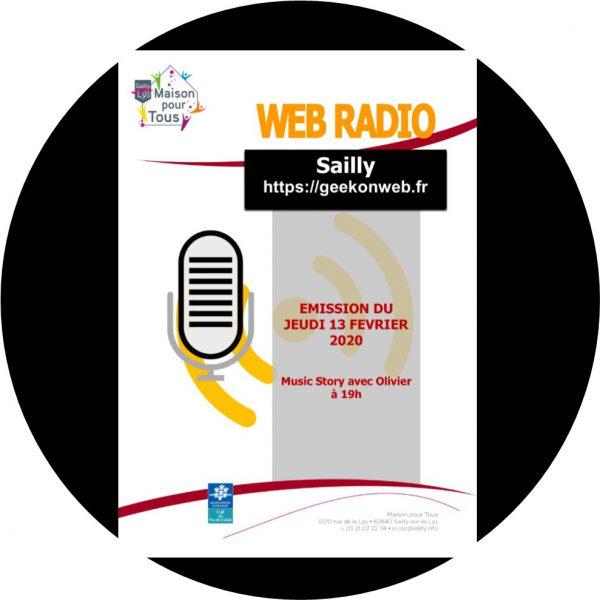 WEB RADIO EMISSION DU 13 FEVRIER