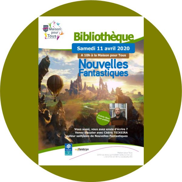 ANNULE BIBLIOTHEQUE