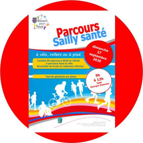 PARCOURS SAILLY SANTE