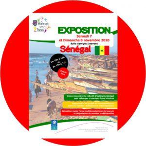 EXPOSITION SENEGAL