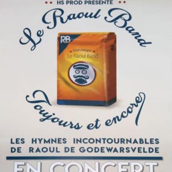 REPORTE - CONCERT RAOUL BAND